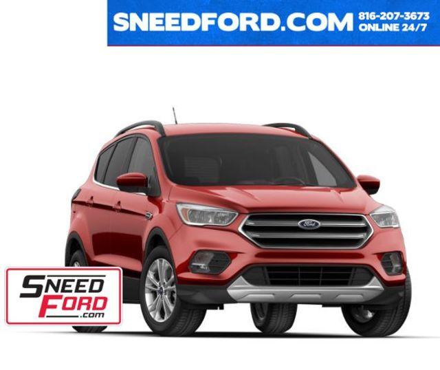 2018 Ford Escape SE 4X4