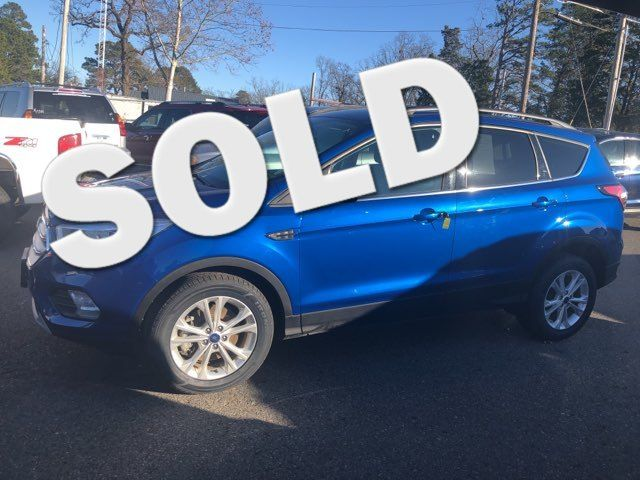 2018 Ford Escape SE - John Gibson Auto Sales Hot Springs in Hot Springs Arkansas