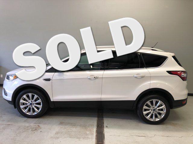 2018 Ford Escape Titanium 4WD 401A