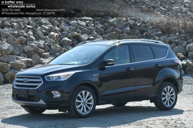 2018 Ford Escape Titanium Naugatuck, Connecticut