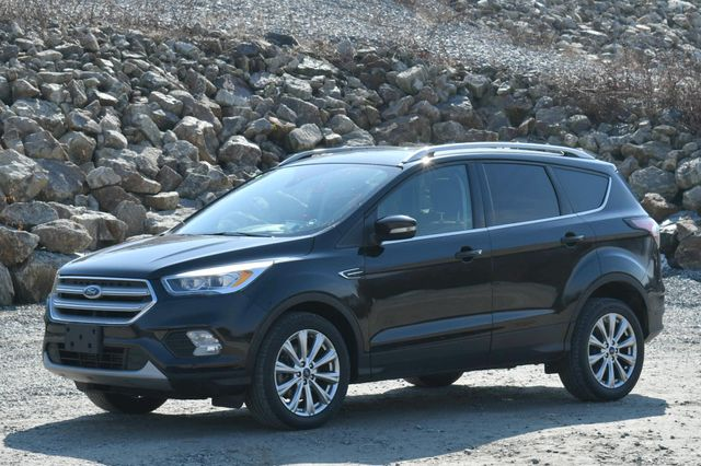 2018 Ford Escape Titanium Naugatuck, Connecticut 2