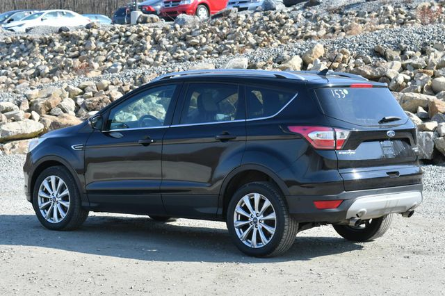 2018 Ford Escape Titanium Naugatuck, Connecticut 4