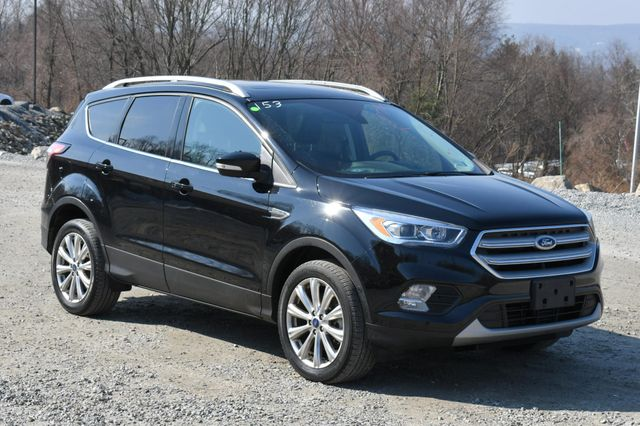 2018 Ford Escape Titanium Naugatuck, Connecticut 8