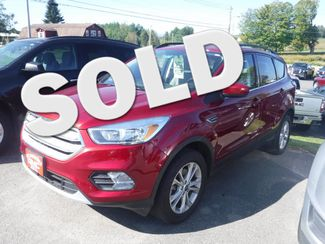 2018 Ford Escape SE Newport, VT