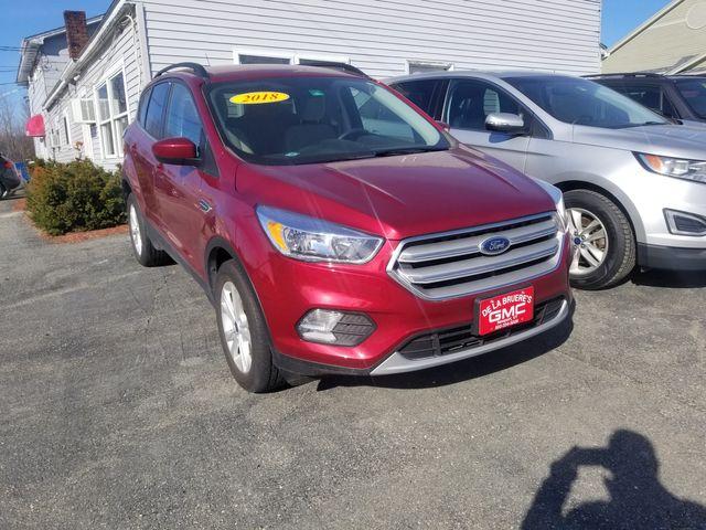 2018 Ford Escape SE Newport, VT 1