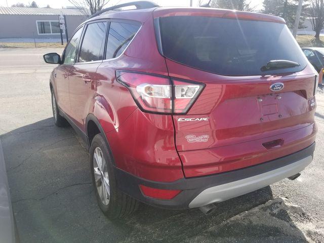 2018 Ford Escape SE Newport, VT 2