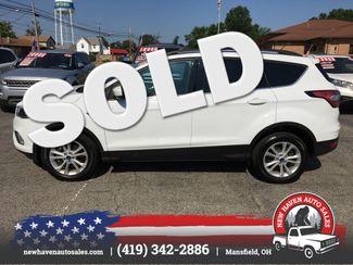 2018 Ford Escape SE 4x4 Ontario, OH