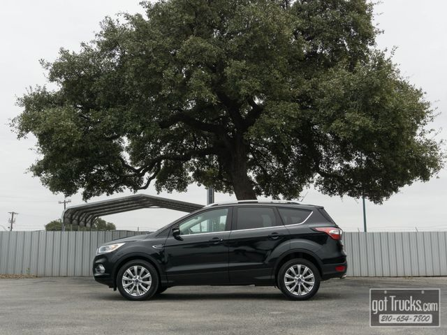 2018 Ford Escape Titanium EcoBoost 4X4