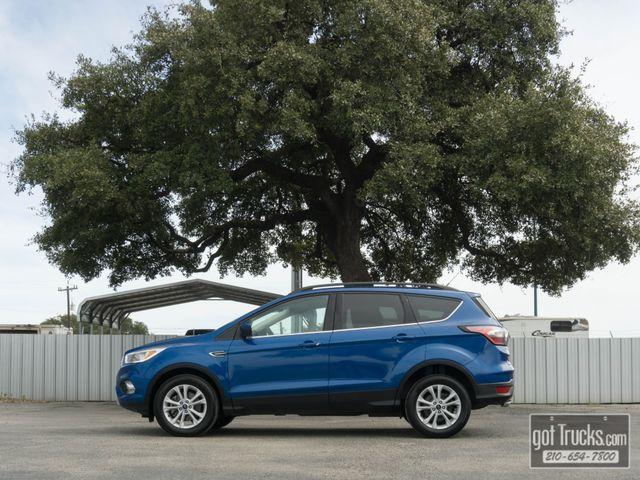 2018 Ford Escape SE 1.5L Eco Boost 4X4