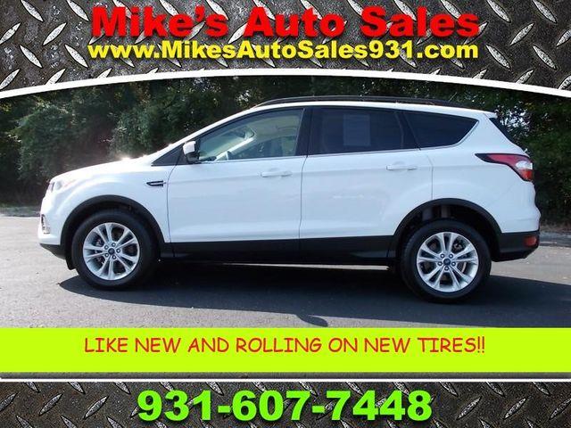 2018 Ford Escape SE Shelbyville, TN