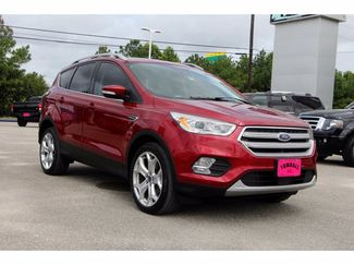 2018 Ford Escape Titanium in Tomball, TX 77375