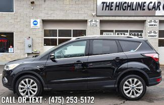 2018 Ford Escape Titanium Waterbury, Connecticut 4