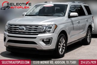 2018 Ford Expedition Limited, NAV, CAPTAIN CHAIRS, COOLED FRONT SEATS in Carrollton, TX 75006
