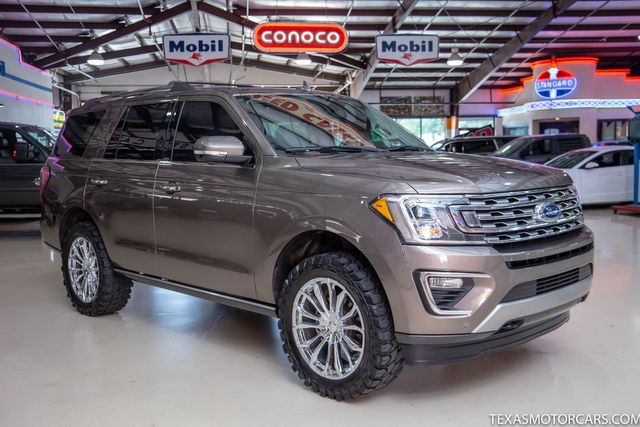 2018 Ford Expedition Limited 4x4 in Addison, Texas 75001