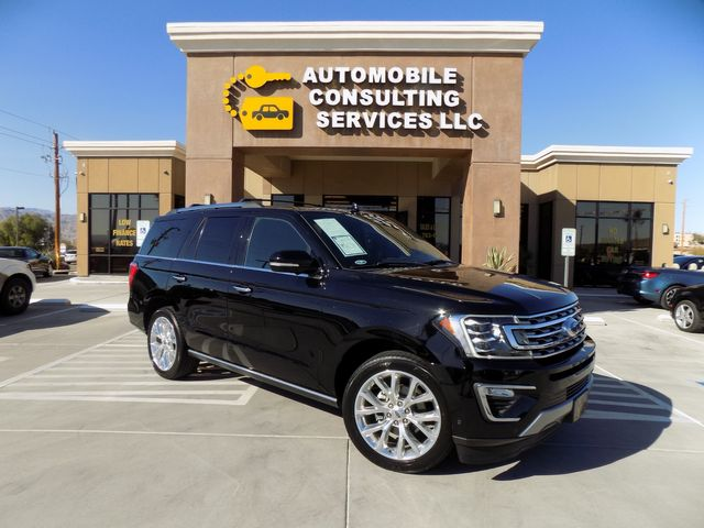 2018 Ford Expedition Limited in Bullhead City, AZ 86442-6452