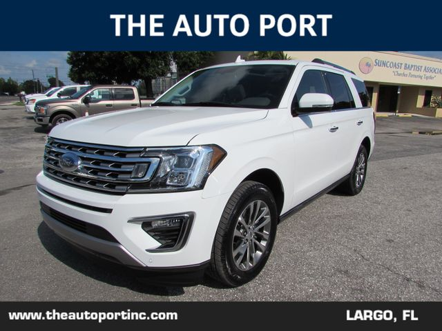 2018 Ford Expedition Limited W/NAVI