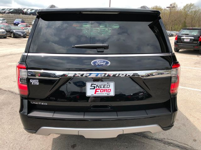 2018 Ford Expedition Limited 4X4 in Gower Missouri, 64454