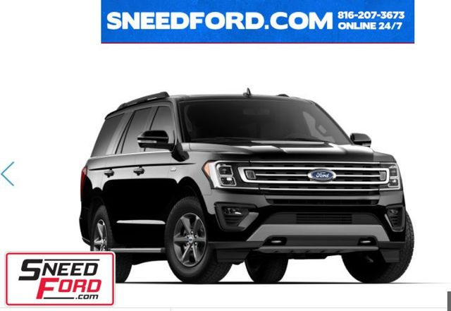 2018 Ford Expedition XLT 4X4 FX4