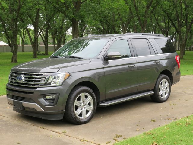 2018 Ford Expedition XLT 8-Passenger