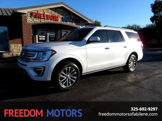 2018 Ford Expedition Max Limited in Abilene,Tx, Texas 79605