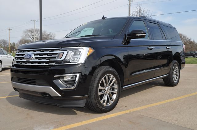 2018 Ford Expedition Max Limited in Bettendorf, Iowa 52722