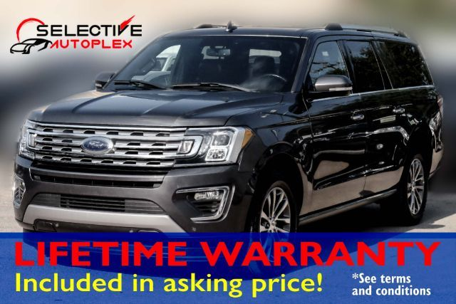 2018 Ford Expedition Max Limited, NAV, COOLED FRONT SEATS, MOONROOF in Carrollton, TX 75006