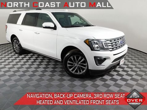 2018 Ford Expedition Max Limited in Cleveland, Ohio