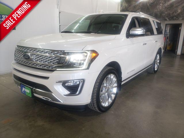 2018 Ford Expedition Max Platinum Quads, Warranty