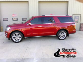 2018 Ford Expedition Max Limited in Gifford, IL 61847