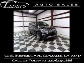 2018 Ford Expedition Max Limited - Ledet's Auto Sales Gonzales_state_zip in Gonzales