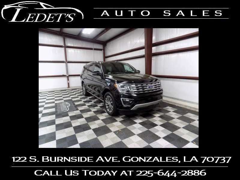 2018 Ford Expedition Max Limited - Ledet's Auto Sales Gonzales_state_zip in Gonzales Louisiana