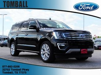 2018 Ford Expedition Max Limited in Tomball, TX 77375