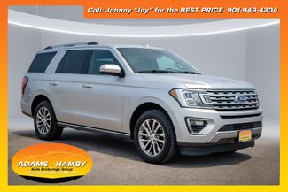 """2018 Ford Expedition Limited with 20"""" Wheels and Voice Activated NAV in Memphis, TN 38115"""