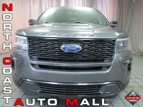 2018 Ford Explorer Sport in Akron, OH