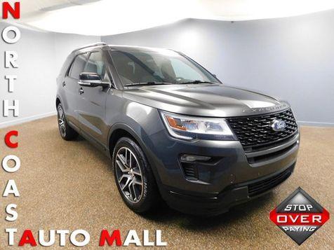2018 Ford Explorer Sport in Bedford, Ohio