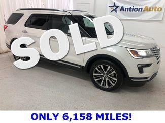 2018 Ford Explorer Platinum   Bountiful, UT   Antion Auto in Bountiful UT