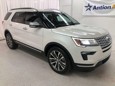 2018 Ford Explorer Platinum | Bountiful, UT | Antion Auto in Bountiful, UT