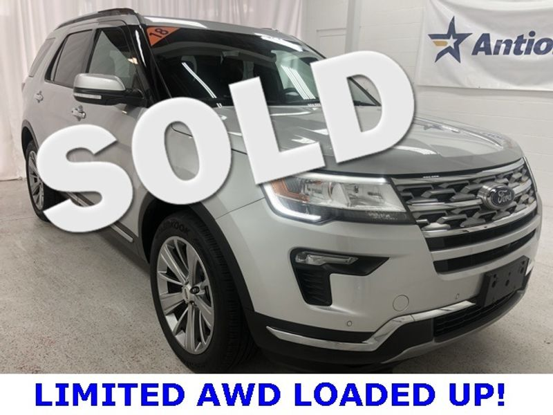 2018 Ford Explorer Limited | Bountiful, UT | Antion Auto in Bountiful UT