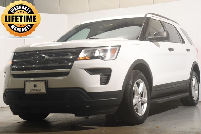 2018 Ford Explorer 3rd Row in Branford, CT 06405