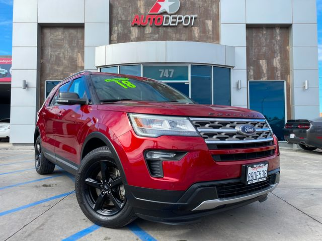 2018 Ford Explorer XLT in Calexico, CA 92231
