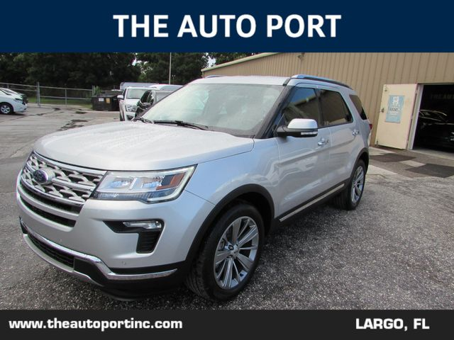 2018 Ford Explorer Limited W/NAVI in Clearwater Florida, 33773