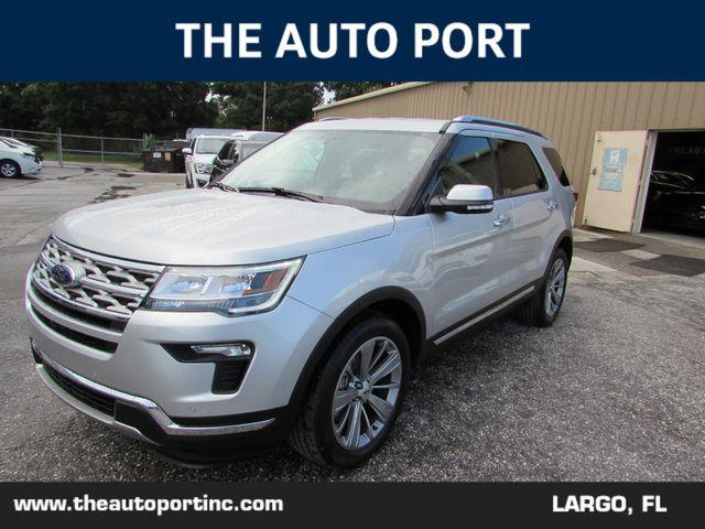 2018 Ford Explorer Limited W/NAVI