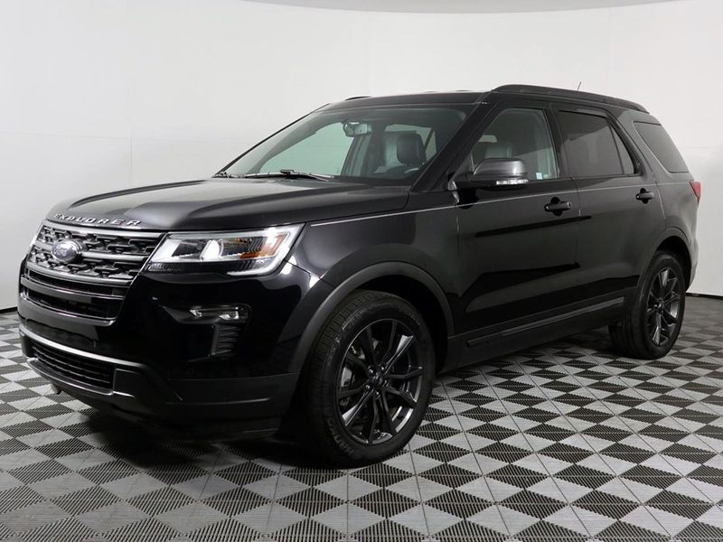 2018 Ford Explorer XLT  city Ohio  North Coast Auto Mall of Cleveland  in Cleveland, Ohio