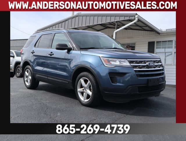 2018 Ford Explorer Base in Clinton, TN 37716