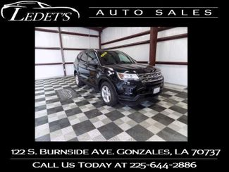 2018 Ford Explorer Base - Ledet's Auto Sales Gonzales_state_zip in Gonzales