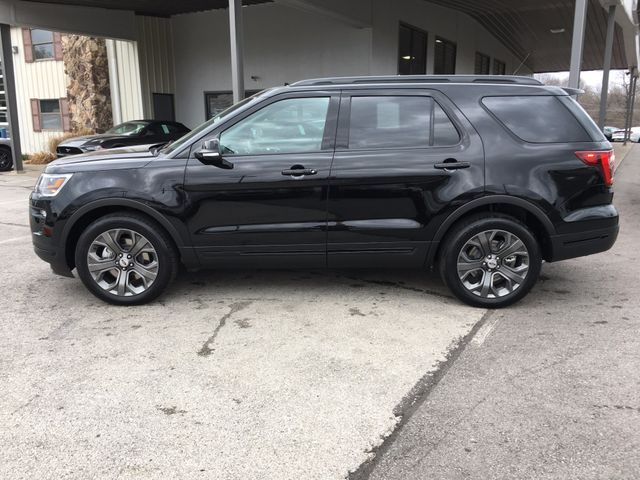 2018 Ford Explorer Sport in Gower Missouri, 64454