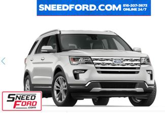2018 Ford Explorer Limited 4X4 in Gower Missouri, 64454
