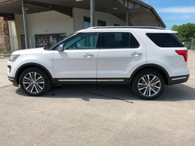 2018 Ford Explorer Platinum 4X4 in Gower Missouri, 64454