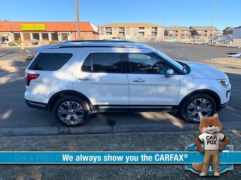 2018 Ford Explorer 4d SUV 4WD Platinum  city MT  Bleskin Motor Company   in Great Falls, MT