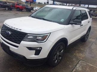 2018 Ford Explorer Sport  city Louisiana  Billy Navarre Certified  in Lake Charles, Louisiana